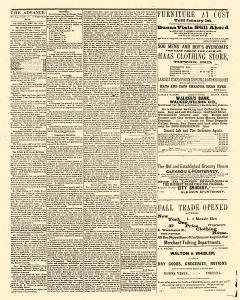 Advance, December 26, 1874, Page 2