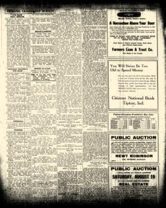 Tipton Tribune, August 18, 1922, Page 7