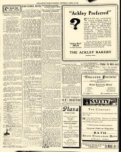 Ackley World Journal, April 16, 1925, Page 8