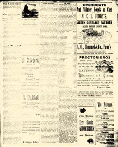 Alden Times, January 17, 1890, Page 16