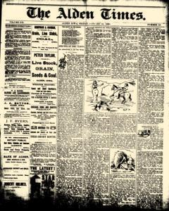 Alden Times, January 31, 1890, Page 9
