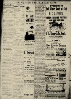 Alden Times, January 31, 1890, Page 4