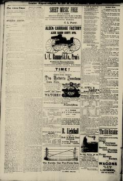 Alden Times, March 14, 1890, Page 4