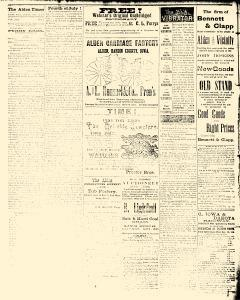 Alden Times, May 09, 1890, Page 16