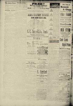 Alden Times, May 09, 1890, Page 4