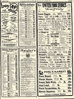 Ames Daily Tribune and Evening Times, November 09, 1928, Page 3