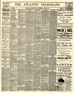 Atlantic Telegraph, August 01, 1877, Page 1