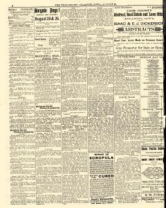 Atlantic Telegraph, August 20, 1890, Page 8