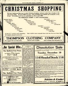 Bedford Free Press, December 14, 1911, Page 3