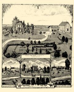 Andreas Historical Atlas of Des Moines County