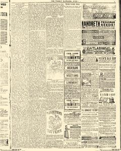 Weekly Hawk Eye and Telegraph, June 07, 1883, Page 5