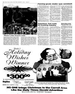 Carroll Daily Times Herald, December 08, 2000, Page 100