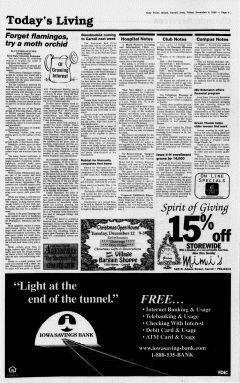 Carroll Daily Times Herald, December 08, 2000, Page 5