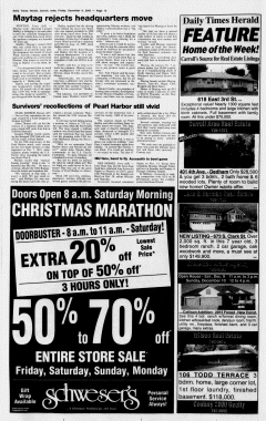 Carroll Daily Times Herald, December 08, 2000, Page 12