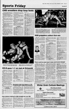 Carroll Daily Times Herald, December 08, 2000, Page 13