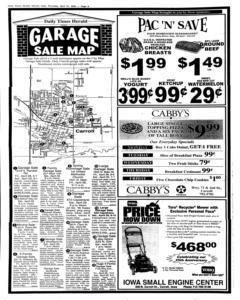 Daily Times Herald, April 27, 2000, Page 8