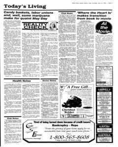 Daily Times Herald, April 27, 2000, Page 5