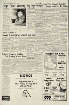 Cedar Rapids Gazette, February 07, 1974, Page 4