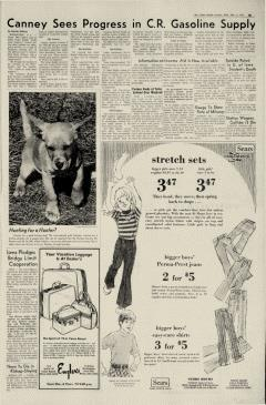 Cedar Rapids Gazette, March 06, 1974, Page 15