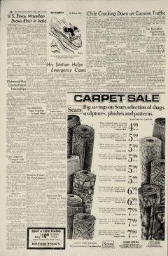 Cedar Rapids Gazette, March 06, 1974, Page 16