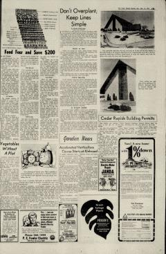 Cedar Rapids Gazette, March 10, 1974, Page 84