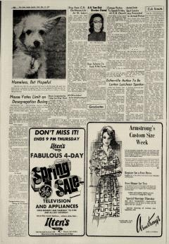 Cedar Rapids Gazette, March 27, 1974, Page 8