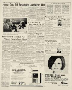 Cedar Rapids Gazette, April 23, 1974, Page 4