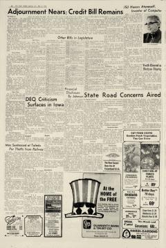 Cedar Rapids Gazette, May 03, 1974, Page 8