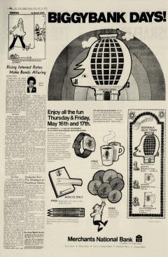 Cedar Rapids Gazette, May 15, 1974, Page 4