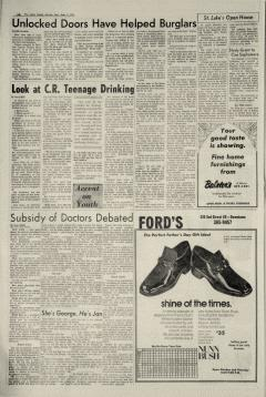 Cedar Rapids Gazette, June 09, 1974, Page 12