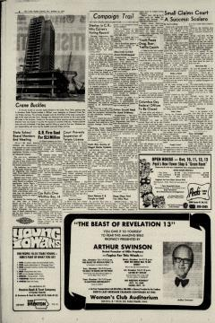 Cedar Rapids Gazette, October 11, 1974, Page 4