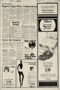 Cedar Rapids Gazette, October 11, 1974, Page 10