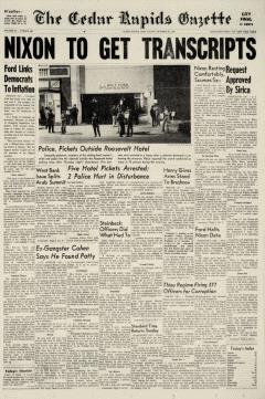 Cedar Rapids Gazette, October 25, 1974, Page 2