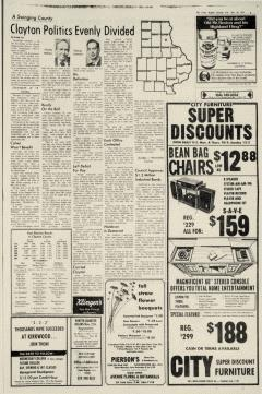Cedar Rapids Gazette, October 25, 1974, Page 10