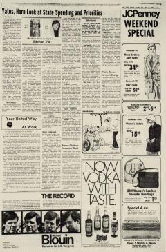Cedar Rapids Gazette, October 25, 1974, Page 22