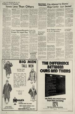 Cedar Rapids Gazette, November 07, 1974, Page 8