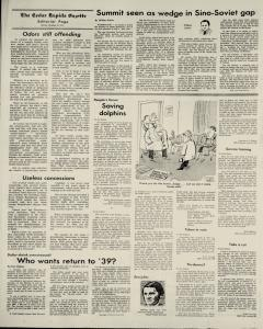 Cedar Rapids Gazette, November 23, 1974, Page 4