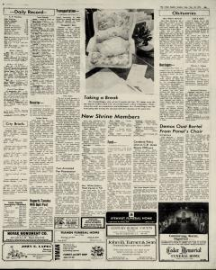 Cedar Rapids Gazette, November 24, 1974, Page 6