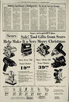 Cedar Rapids Gazette, December 15, 1974, Page 70