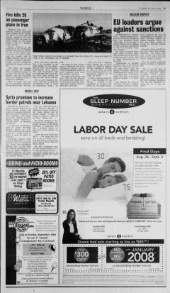 Cedar Rapids Gazette, September 02, 2006, Page 7
