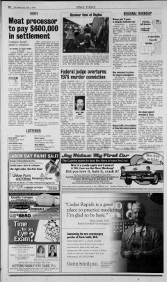 Cedar Rapids Gazette, September 02, 2006, Page 12