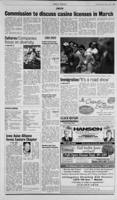 Cedar Rapids Gazette, September 02, 2006, Page 17