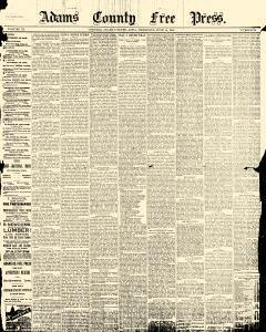 Adams County Free Press, June 15, 1893, Page 2