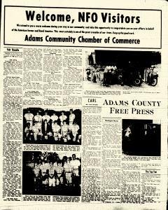 Adams County Free Press, August 21, 1969, Page 7