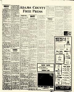 Adams County Free Press, August 28, 1969, Page 7