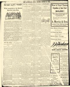 Davenport Daily Leader, August 20, 1893, Page 11