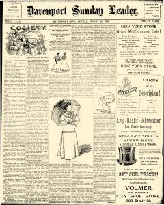 Davenport Daily Leader, August 20, 1893, Page 8