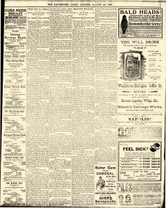 Davenport Daily Leader, August 20, 1893, Page 3