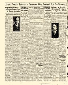 Davenport Democrat and Leader, July 06, 1924, Page 2