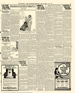 Davenport Democrat and Leader, July 06, 1924, Page 3